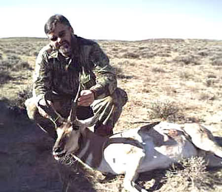 Mike's Wyoming Antelope