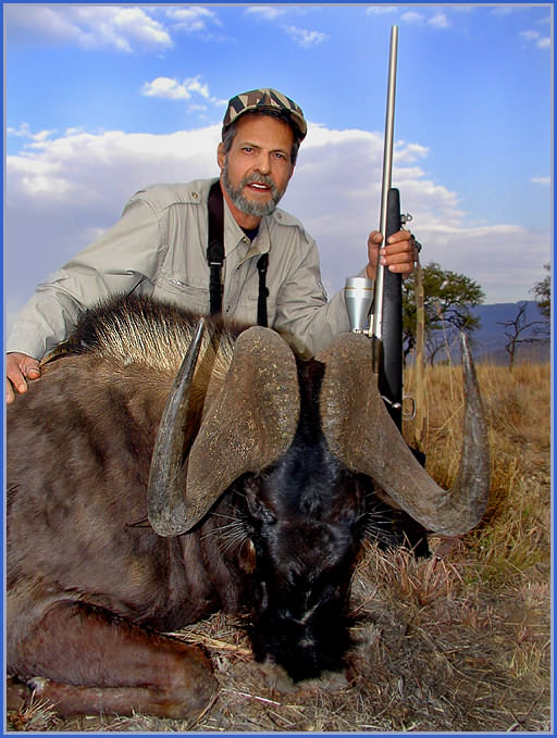 Tony's Black Wildebeest 2