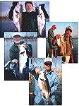 Here's a foursome of big bass images from Ray Roberts Lake in north Texas.Big Bass CollageJR
