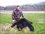 BC black bear, May 10